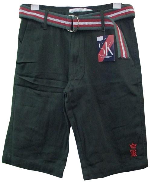 Bermuda Jeans Sergio K Verde Ref KKP  - ACKIMPORTS