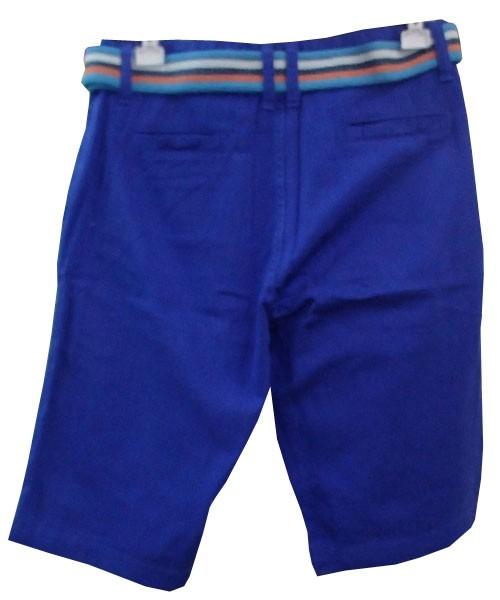 Bermuda Jeans Sergio K Azul Royal Ref KKP  - ACKIMPORTS