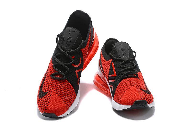 a3e0782ae Tênis Nike Air Max 270 Masculino Vermelho e Preto - ackimports-Tenis ...