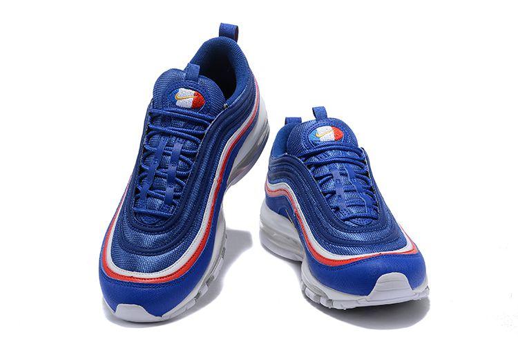 Tênis Nike Air Max 97 AZUL METÁLICO 38 44 - ackimports-Tenis ... ac9c377724631