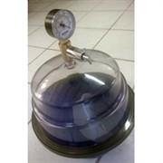 Dessecador em policarbonato 250mm com saida superior
