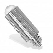 lâmpada para laringoscópio universal, 2,5v