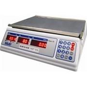 Balança Eletrônica Computadorizada, com 3 escalas 6/15/30 Kg, com bateria e saída p/ impressora