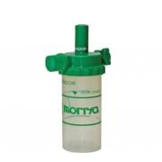 Aspirador para rede canalizada de O2 com tampa e frasco