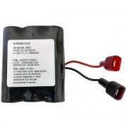 Bateria para ventilador/monitor Dixtal DX-3010 e DX-3012