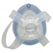 Cabresto presilha de silicone para fixação de mascara Coxim