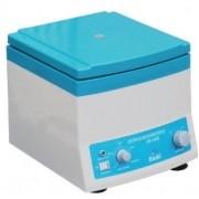 Centrífuga para microhematócrito, capacidade 24 capilares