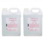 Gel para ultrassonografia 2 galões de 5 litros