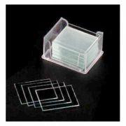 lamínula para microscopia 18x18mm com 100 unidades