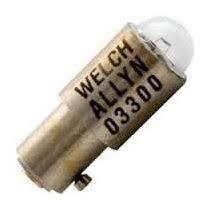 Lâmpada Welch Allyn 03300 para oftalmoscopios