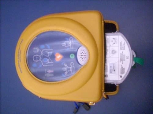 Desfibrilador para treinamento Samaritan Trainer controle remoto + 10 eletrodos + bateria