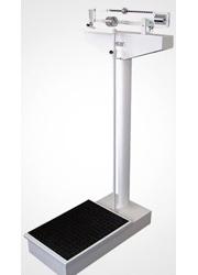 Balança antropométrica com régua, CAPACIDADE 150 KG