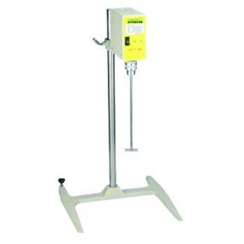 Agitador mecânico digital capacidade para agitar até 50 litros de água