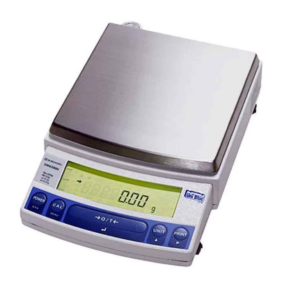 Balança semi-analítica digital  6200g x 0,01g, SHIMADZU UX6200H