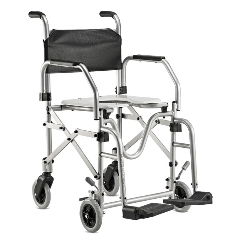 Cadeira de Banho Alumínio Dobrável