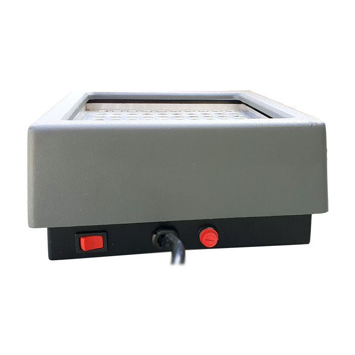 Banho seco termobloco para tubos de 1,5 ml atá 122ºC