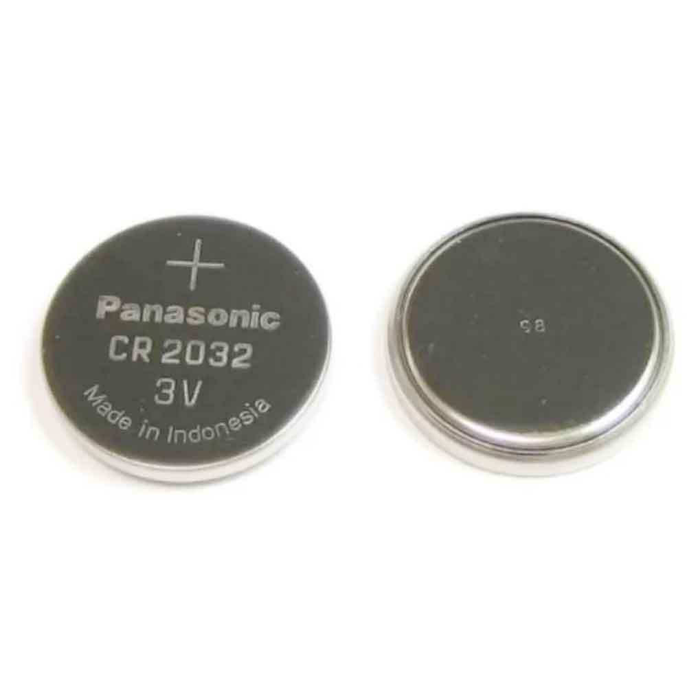 Bateria CR2032 Panasonic 5 unidades