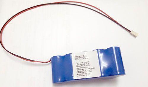 Bateria para oximetro Moriya M3000, 12v 4,5a