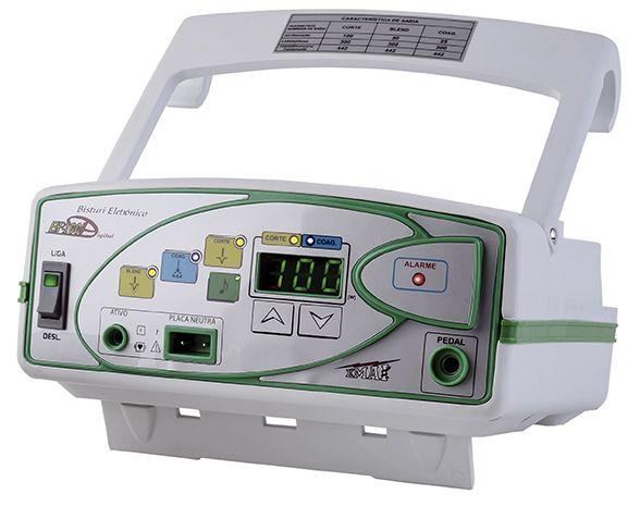 Bisturi Eletrônico BP 100 Digital - EMAI completo