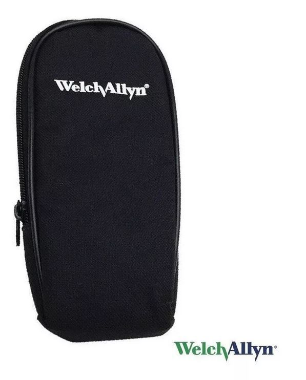 Bolsa p/ oftalmoscópio otoscópio pocket jr Welch Allyn