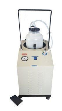 Aspirador Cirúrgico profissional com frasco de 5 litros