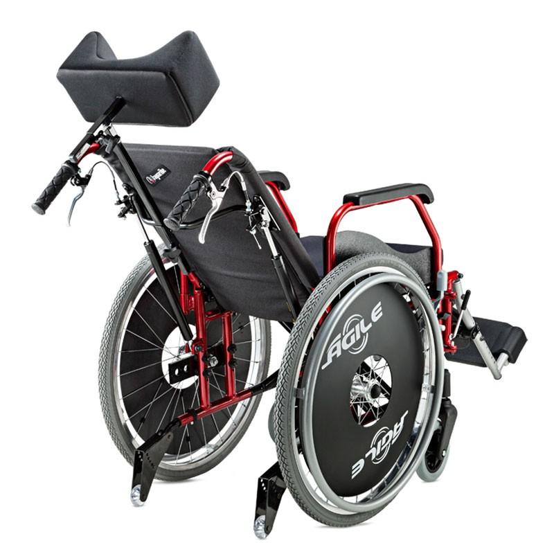 Cadeira de Rodas Ágile Reclinável