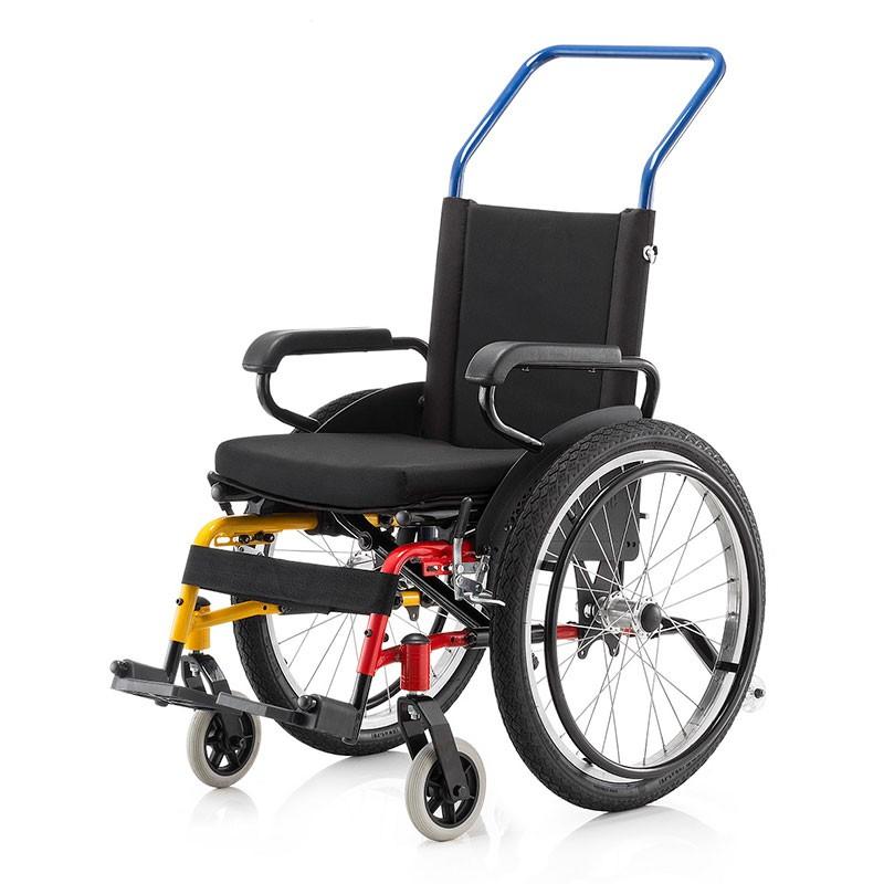 Cadeira de Rodas Cantu Infantil
