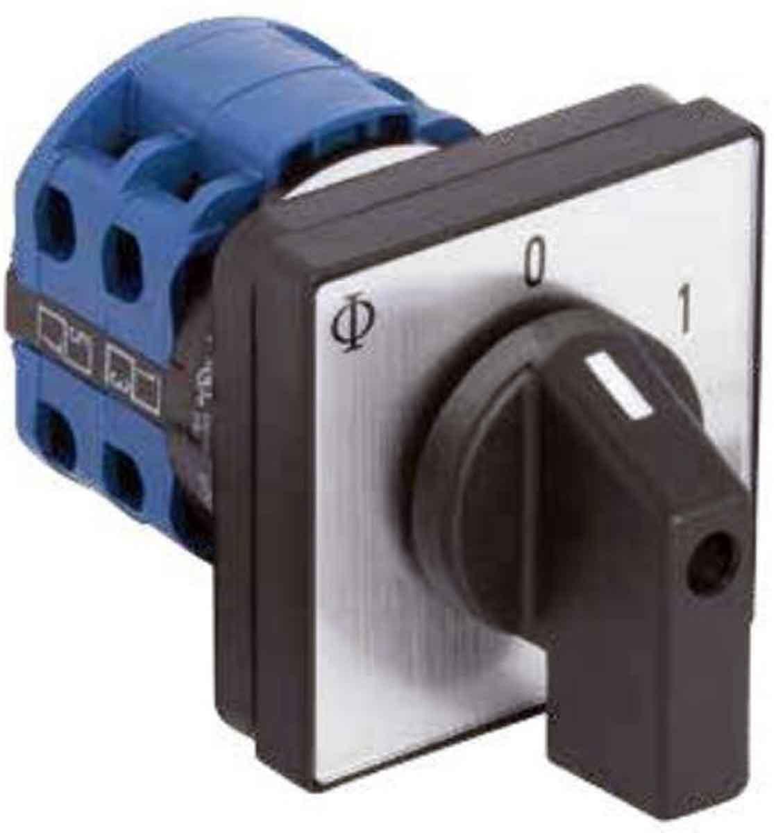 Chave comutadora de três calores para autoclave vertical