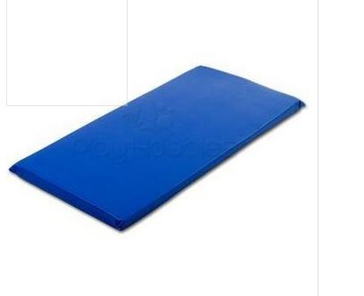 Colchonete 80 x 55 x 5 cm forracao azul