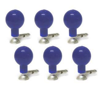 Eletrodo precordial com pera pacote com 6 unidades