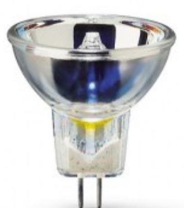 Lâmpada para estereomicroscopio  6V 15W  TYPE  GZ4 USHIO 13528