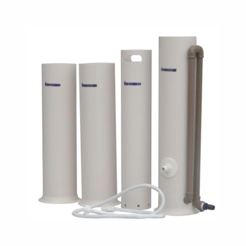 Lavador de pipetas conjunto