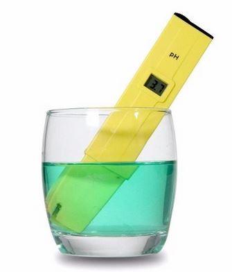 Medidor de pH de bolso, phmetro digital
