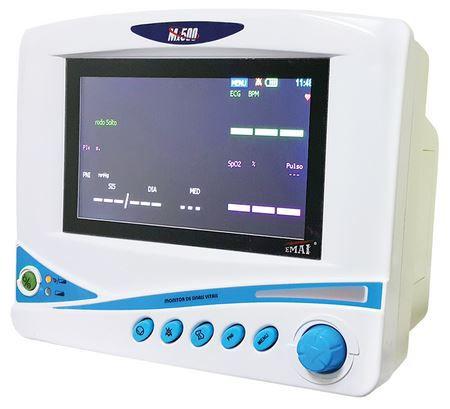 Monitor Multiparametros de Sinais MX-500