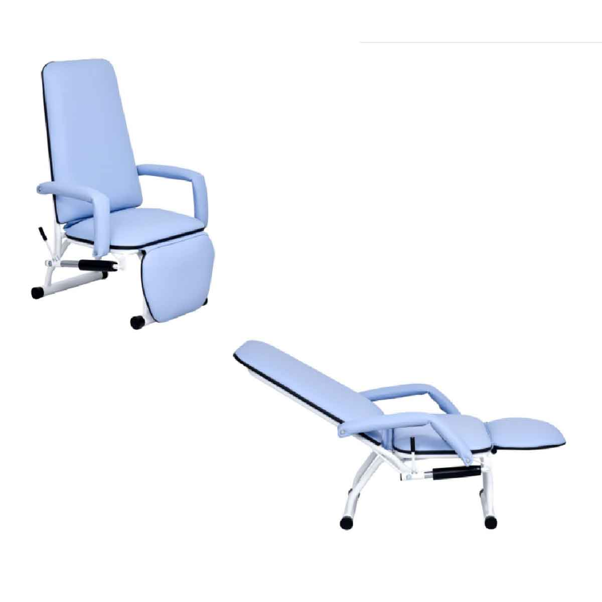 Poltrona reclinável modelo LUXO