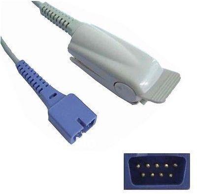 Sensor de oximetria  OXIMAX/ NELLCOR 3M SP02 com cabo de 3 metros