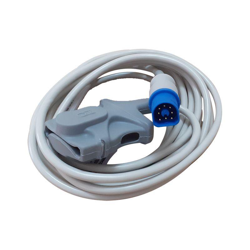 Sensor de SPO2, com cabo para cardioversor PHILIPS  XL e MRX