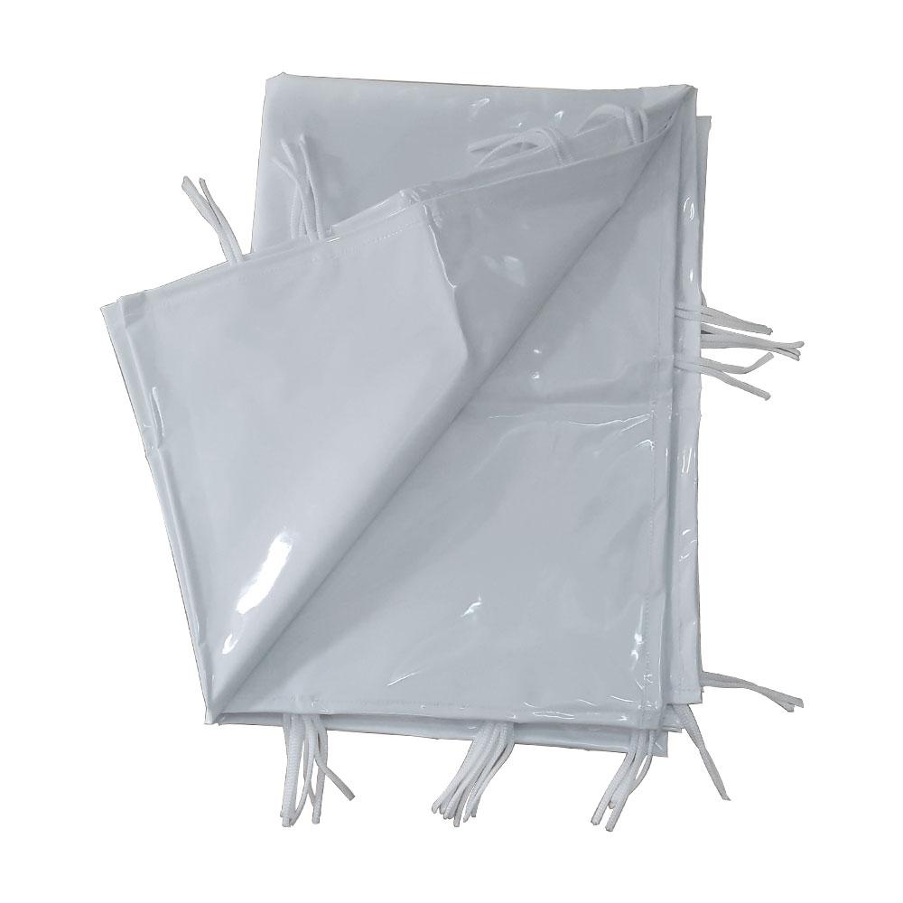 Tecido  em PVC para biombo triplo  Lona forração