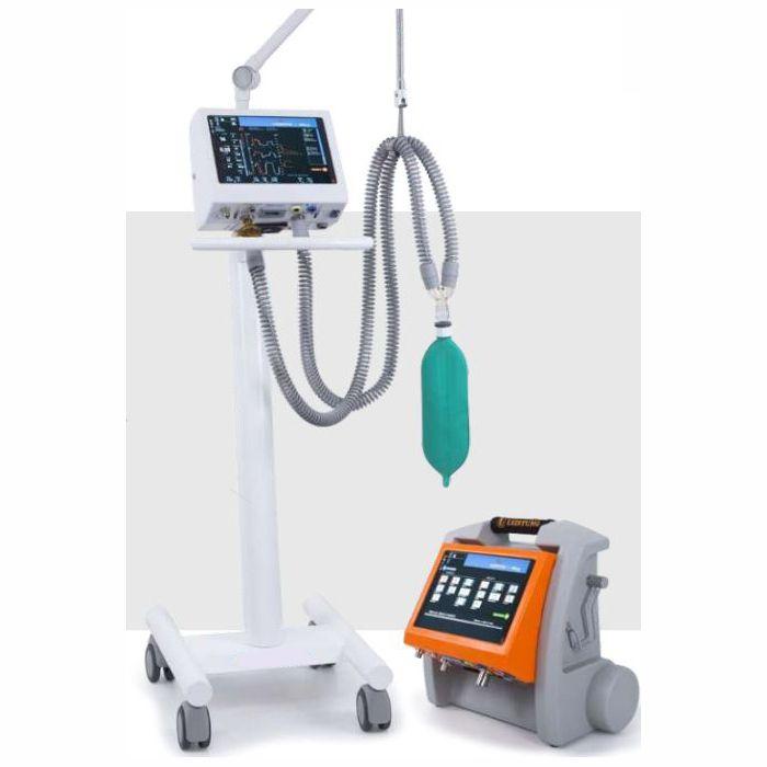 Ventilador Pulmonar Microprocessado