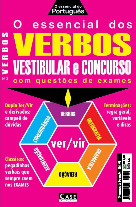 O Essencial do Português - Edição 06  - EdiCase Publicações