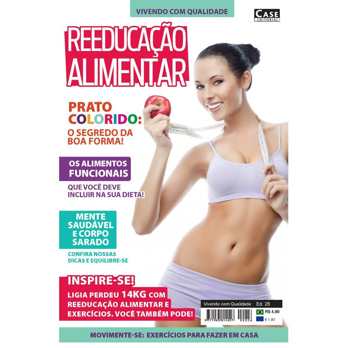 Vivendo com Qualidade - Edição 26  - EdiCase Publicações