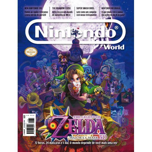 Nintendo World - Edição 188 - VERSÃO PARA DOWNLOAD  - EdiCase Publicações