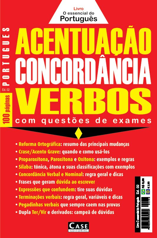 Livro O Essencial do Português - VERSÃO PARA DOWNLOAD - Case Editorial