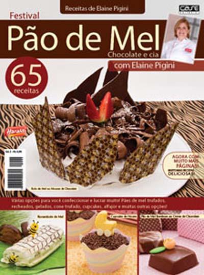 Receitas de Elaine Pigini - Escolha sua Edição - VERSÃO PARA DOWNLOAD  - EdiCase Publicações