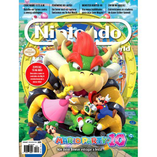 Nintendo World - Edição 189 - VERSÃO PARA DOWNLOAD  - EdiCase Publicações
