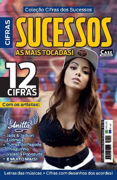 Coleção Cifras dos Sucessos - Ed. 02 - VERSÃO PARA DOWNLOAD  - Case Editorial