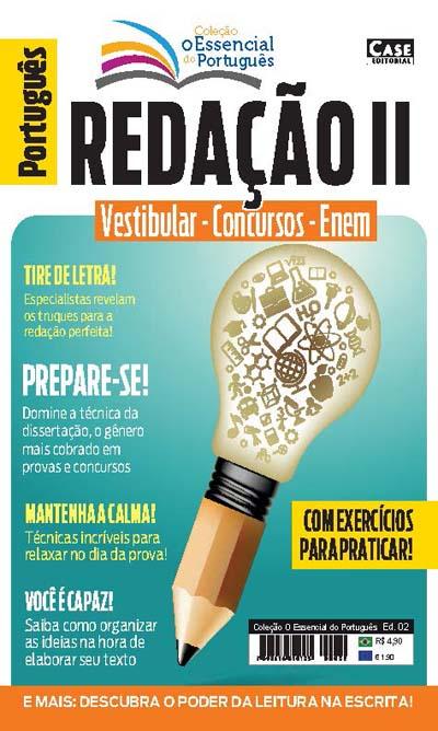 Coleção O Essencial do Português - Edição 02  - EdiCase Publicações