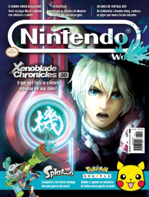 Nintendo World - Edição 190  - Case Editorial