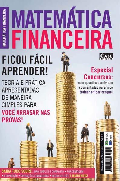 Matemática Financeira - Edição 12  - EdiCase Publicações