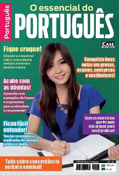 O Essencial do Português - Edição 08  - EdiCase Publicações